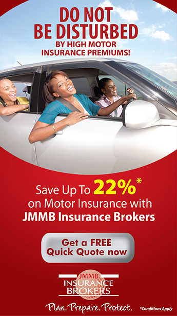 Save up to 22% on Car Insurance with JMMB